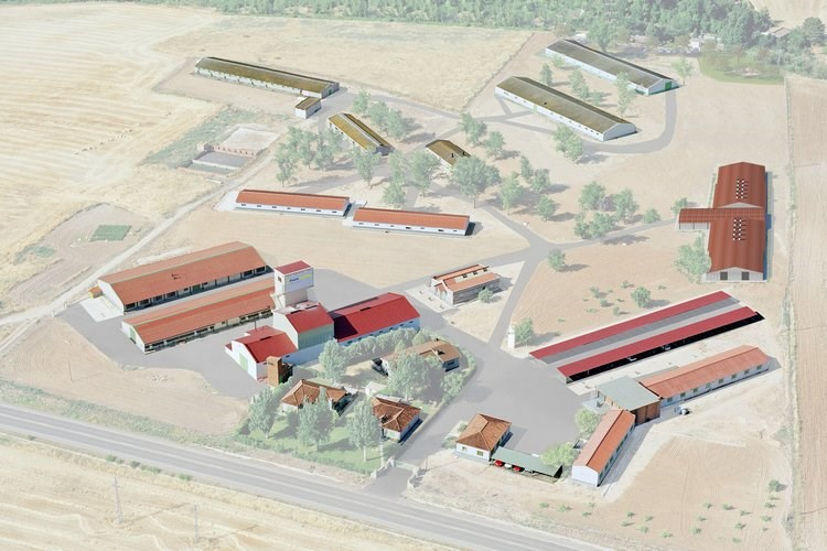 Poultry Research Facility